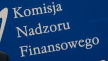 25-05-2016 14:19 KNF ustanowiła zarządcę komisarycznego w Twojej SKOK