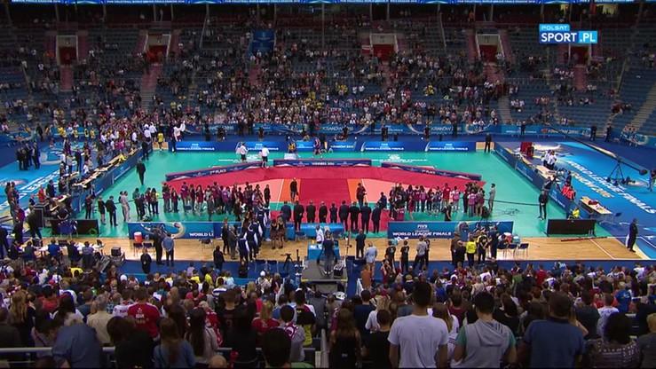 Liga Światowa: Ceremonia medalowa