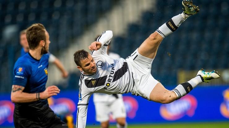 Legia zagra z Lechem w finale Pucharu Polski