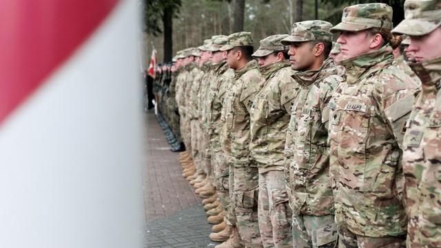 WSJ: wojska USA w Europie Wschodniej napotkały problemy logistyczne