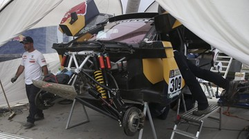 2017-01-08 Rajd Dakar: Dzień przerwy przed maratonem