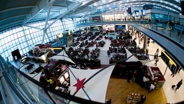29-03-2016 05:50 Londyn: wichura sparaliżowała lotniska