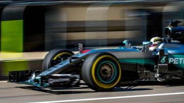 2016-10-22 Formuła 1: Hamilton i Rosberg najszybsi na treningach w Austin