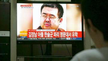 Zatrzymano podejrzewaną ws. zabójstwa przyrodniego brata Kim Dzong Una