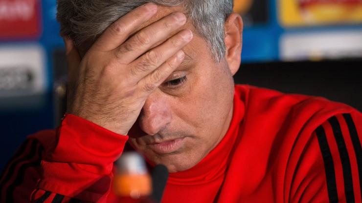 Mourinho ma demencję starczą