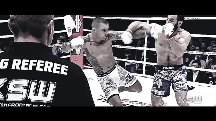 2015-02-14 KSW 30: Zapowiedź walki Moks - Saidov