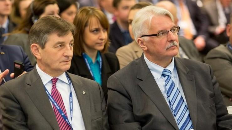 Waszczykowski: Polska będzie wspierać suwerenne decyzje Ukrainy
