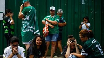 2016-12-19 Piłkarze Brazylii i Kolumbii zagrają na rzecz rodzin ofiar katastrofy lotniczej