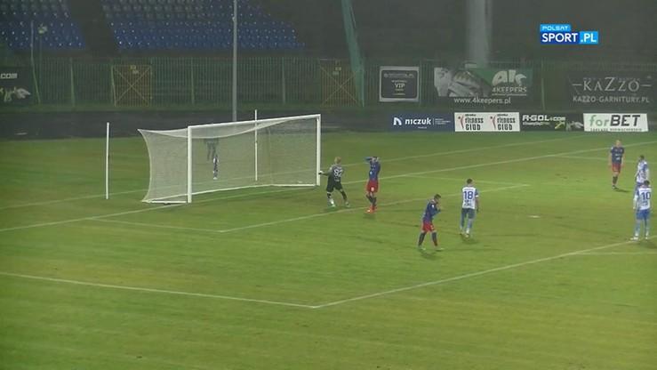Stomil Olsztyn - Odra Opole 2:0. Skrót meczu