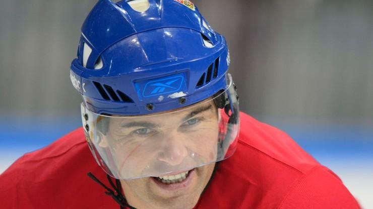 NHL: Jagr coraz bliżej rekordowej liczby występów