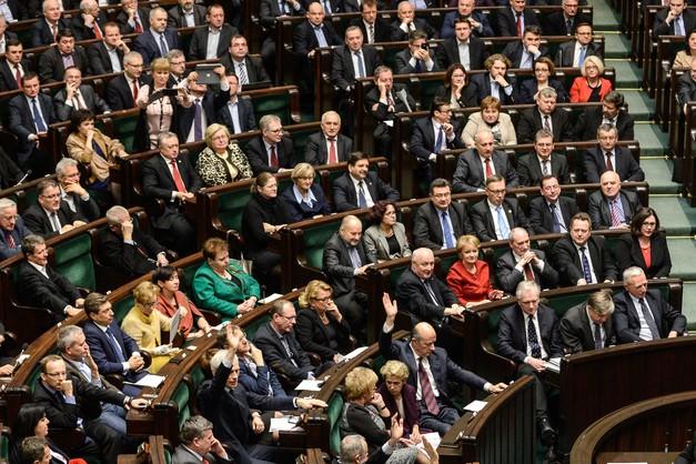 Sejm przegłosował górniczą reformę