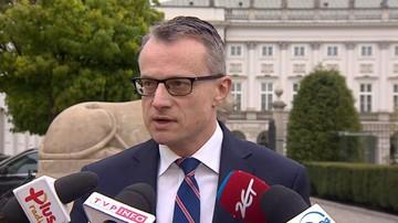 """06-05-2016 13:59 """"To nie był list publiczny"""". Magierowski krytykuje ujawnienie treści pisma Szałamachy"""