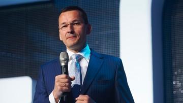 16-06-2016 08:42 Morawiecki o fabryce Mercedesa: inwestycja prawie przesądzona