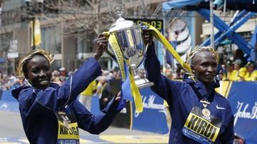 2017-04-17 Maraton w Bostonie: Kenijczycy Kirui i Kiplagat najszybsi