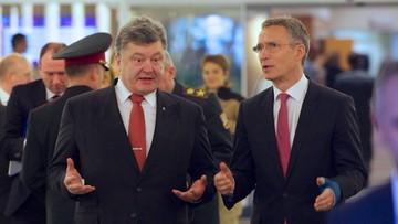 17-12-2015 19:45 Poroszenko: Rosja zwiększa obecność wojskową w Donbasie