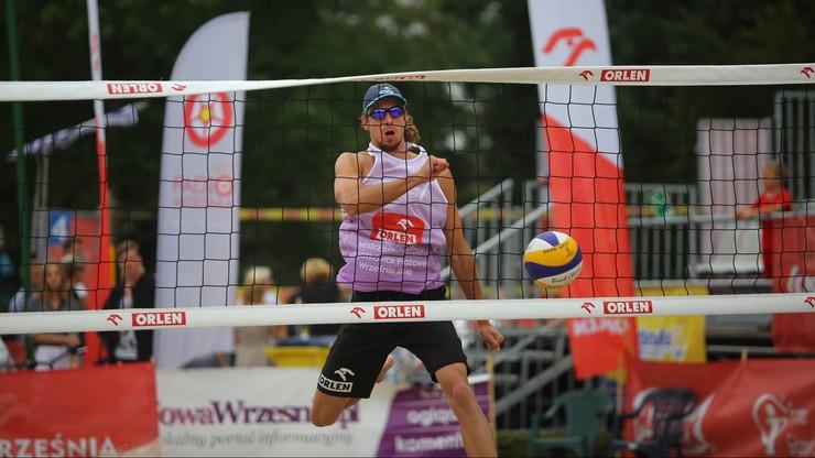 WT Finals w siatkówce plażowej: Porażki Polaków w ćwierćfinałach