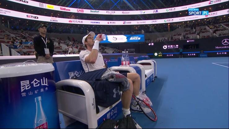 Andy Murray był nękany przez... pokojówkę