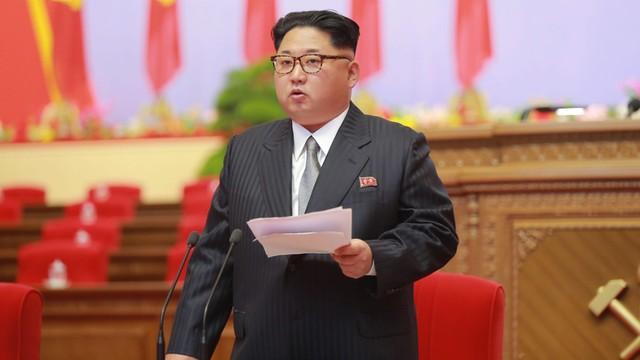 Korea Płn.: Kim Dzong Un ogłoszony przewodniczącym Partii Pracy Korei