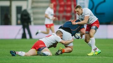 2017-04-08 Rugby Europe Trophy: Polacy sprawili niespodziankę i pokonali Holendrów