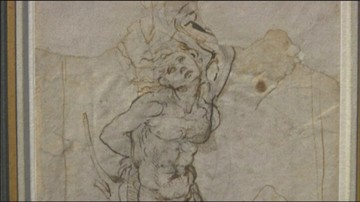 13-01-2017 18:22 Odnaleziono rysunek Leonarda da Vinci wart 15 mln euro