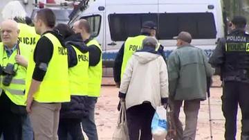 Świebodzice: mieszkańcy wracają do ewakuowanych budynków