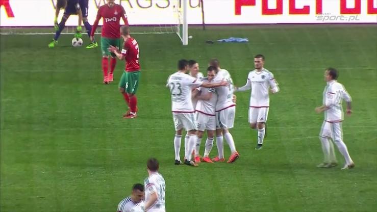 Zobacz dwa gole Macieja Rybusa! Polak