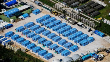 06-09-2016 20:39 Władze Lacjum apelują o udostępnianie letnich domów bezdomnym po trzęsieniu ziemi