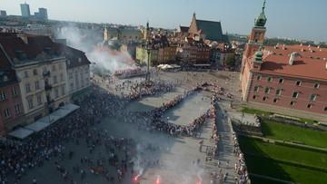 """01-08-2017 19:38 Godzina """"W"""". 73 lata temu wybuchło Powstanie Warszawskie"""