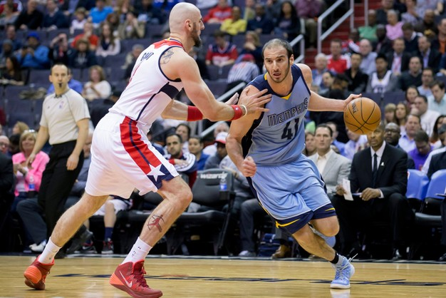NBA: Gortat najlepszym strzelcem meczu - wygrana Wizards