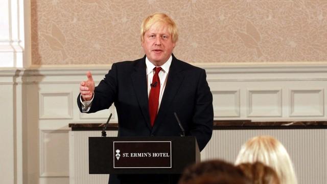 Boris Johnson rezygnuje z kandydowania na premiera Wlk. Brytanii