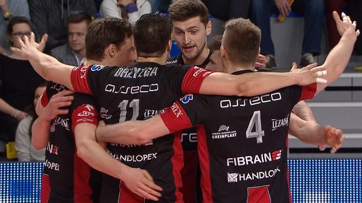 2017-02-22 Asseco Resovia zrewanżowała się GKS-owi Katowice!
