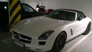 Rozbito grupę złodziei luksusowych aut. Były ukrywane w bunkrze