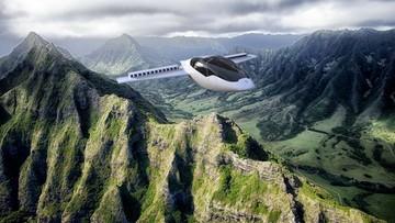 """09-05-2016 09:06 """"Lilium"""" - samolot, którym wylądujesz w ogródku"""