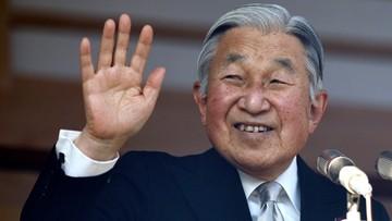 13-07-2016 16:50 Cesarz Japonii Akihito rozważa abdykację