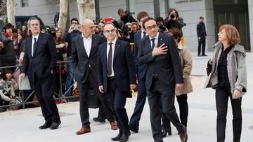 02-11-2017 10:19 Przesłuchanie katalońskich deputowanych odroczone o tydzień