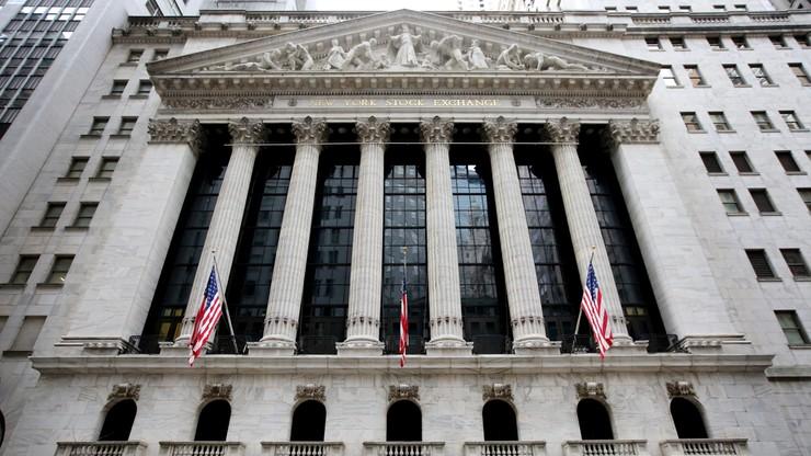 Spadki na Wall Street głównie z powodu taniejącej ropy