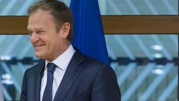 """06-03-2017 08:58 Niemieckie media: Tusk ma wciąż szansę na reelekcję. """"Wybór wbrew woli Polski byłby kuriozalny"""""""