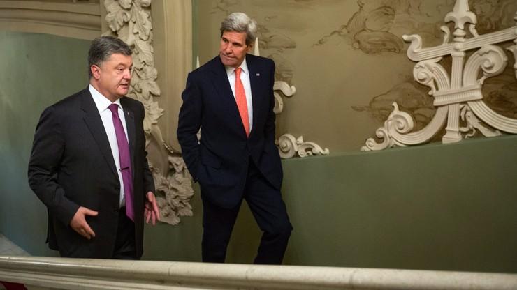USA przekażą 23 mln dolarów na pomoc dla mieszkańców Donbasu