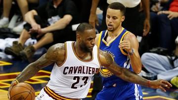 2016-06-09 NBA: Cavaliers zmniejszyli stratę do Warriors w finale