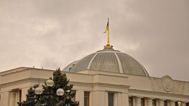 """Ukraina: rezolucja o """"ofiarach ludobójstwa dokonanego przez państwo polskie na Ukraińcach"""""""