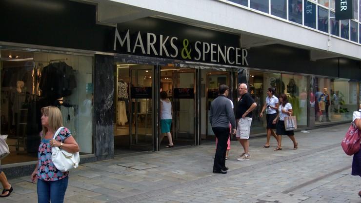 Marks & Spencer wycofuje się z Polski. Zamknie 11 sklepów