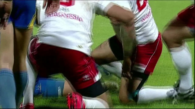 Dobre otwarcie polskich rugbystów