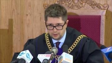 15-02-2016 17:10 Śledztwo ws. podszywania się w internecie pod sędziego Łączewskiego