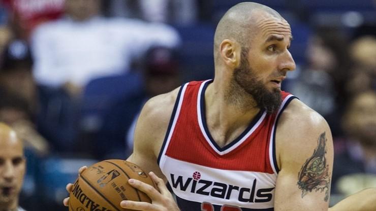 NBA: 10 punktów Gortata, Wizards lepsi od Chicago Bulls