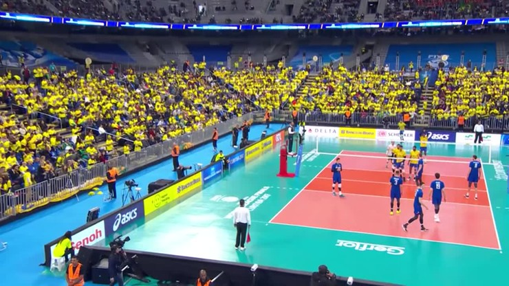 Brazylia – Rosja 3:2. Tie-break