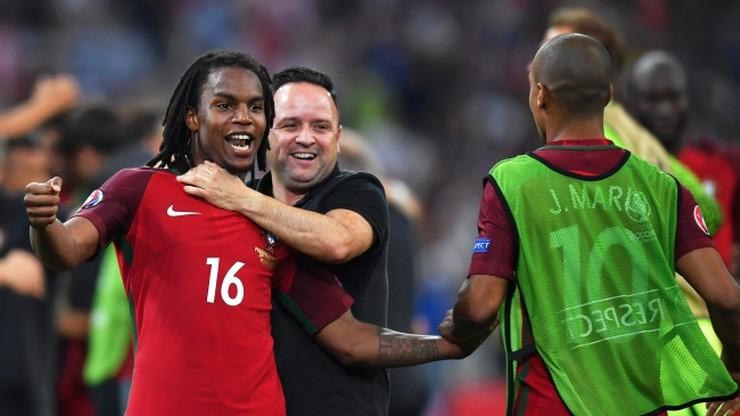 Polska – Portugalia: Renato Sanches piłkarzem meczu