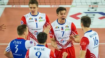 2015-11-13 PlusLiga: Zwycięstwo Łuczniczki w Bielsku-Białej