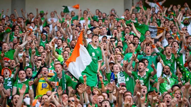 Euro 2016: Medal miasta Paryża dla irlandzkich kibiców