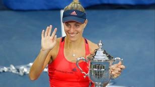 Rankingi WTA - Agnieszka Radwańska nadal czwarta, Kerber liderką