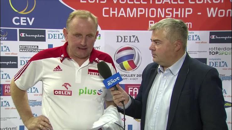 Nawrocki: Samą Skowrońską nie da się wygrać meczu